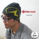 マーモット 帽子 M4C-F1583 サミットハット【Summit Hat】【ビーニー】【ニットキャップ】【ユニセックス/男女兼用】【スタッフ写真付】【スタッフ写真付】【※ゆうメールOK】【YU_ML】