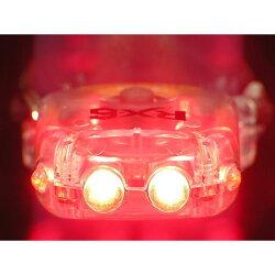 ユニコバイクUNC3542BikeguyRX-6【サイクリング】【自転車】【自転車ライト】【赤色LED】【通勤/通学】【RCP】