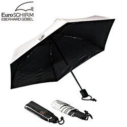 ユーロシルム傘19570017(UVシルバー)DANTYオートマチック【折り畳み傘】【カサ】【自動開閉機能】【通勤】【通学】【RCP】