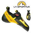 スポルティバ クライミングシューズ SPRT10S (Black/Yellow)スクワマ【SKWAMA】【10S】【メンズ/男性用】【レディース/女性用】【RCP】