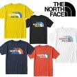ノースフェイス Tシャツ メンズ/男性用 NT31621 ショートスリーブカラフルロゴティー【S/S Colorful Logo Tee】【半袖Tシャツ】【※ゆうメールOK】