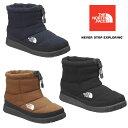 ノースフェイス ヌプシブーティー ウール IV ショート NFW51879 レディース/女性用 靴 W Nuptse B