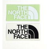 ノースフェイス TNFカッティングステッカー NN88106 TNF CUTTING STICKER ステッカー