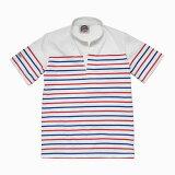 バーバリアン 8オンスヘンリーショート QSE-13 メンズ/男性用 Tシャツ 8oz HENLEY SHORT