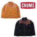 チャムス ティーシェルインサレーテッドジャケット CH04-1228 メンズ/男性用 ジャケット Teeshell Insulated Jacket 2020年秋冬