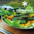スノーピーク キャンプ食器 TW-032 SPテーブルウェアディッシュ【テーブルウェア】【キャンプ/バーベキュー用食器】【アウトドア用食器】【皿/カップ】【RCP】