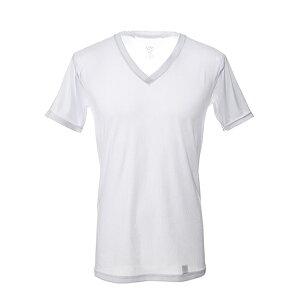 Tシャツ アンダー ホワイト アンダーシャツ ビジネス インナー アイスムーブ