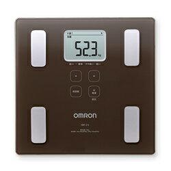 オムロン 体重体組成計(両足測定タイプ) 製品型番:HBF-214-BW