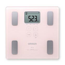 オムロン 体重体組成計(両足測定タイプ) 製品型番:HBF-214-PK