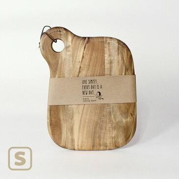 カッティングボード 木製 アカシア まな板 カッティングボード スクエア Sサイズ ミニサイズ 小さい 小型 パーティー おもてなし 料理 キッチン おしゃれ NEW DAY LVLR2011