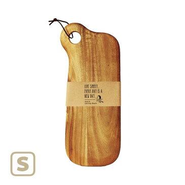 カッティングボード 木製 アカシア まな板 カッティングボード レクト Sサイズ ミニサイズ 小さい 小型 パーティー おもてなし 料理 キッチン おしゃれ NEW DAY LVLR2021