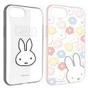 iPhone8/7/6s/6 対応 ケース カバー ミッフィー IIIIfit CLEAR イーフィットクリア ハイブリッ……