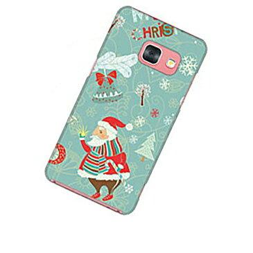 ドレスマ 季節 クリスマス カバー ケース スマホ ハード GALAXY Feel SC-04J 専用