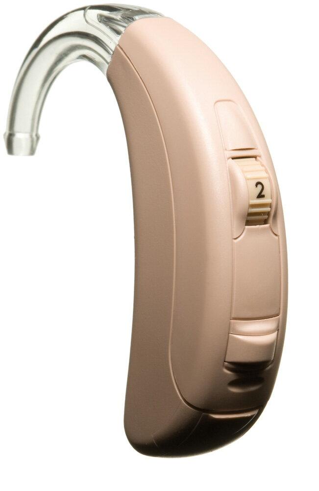 【あす楽 送料無料】【レンタル】 ベルトーン 耳かけタイプ デジタル補聴器 turn BTE 85 P (ターン BTE 85 P) ベージュ