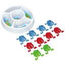 カエルジャンプゲーム かえる 蛙 玩具 おもちゃ ゲーム 室内遊び 外遊び 子供用 アーテック 1526