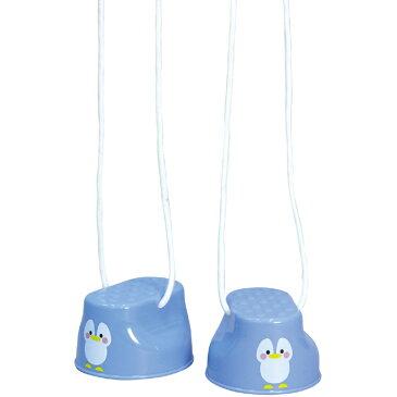 パカポコ ペンギン アニマル 竹馬 ぽっくり 乗る 歩く バランス 遊び 遊具 玩具 おもちゃ 子供 アーテック 7110