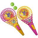 ラケットキャッチ スポーツ 玩具 おもちゃ バドミントン ボール投げ キャッチボール 外遊び 楽しい 面白い アーテック 7750