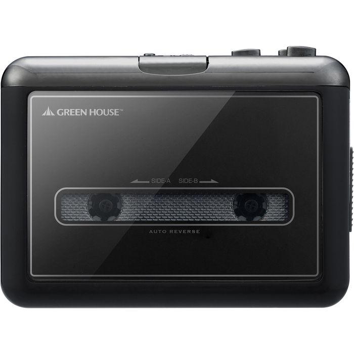 ポータブルオーディオプレーヤー, デジタルオーディオプレーヤー  microSD GH-CTPB-BK