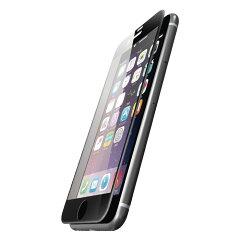 iPhone7 2016年9月モデル 4.7インチ アイフォン7 保護フィルム フルカバーガラスフィルム エレコム PM-A16MFLGGR03B