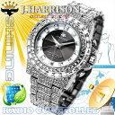 【沖縄・離島配送不可】ジョンハリソン 腕時計 ウォッチ シャニングソーラー 電波時計 高級 ブランド メンズ J.HARRISON JH-025SB 2