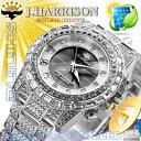 【沖縄・離島配送不可】ジョンハリソン 腕時計 ウォッチ シャニングソーラー 電波時計 高級 ブランド メンズ J.HARRISON JH-025SB 3