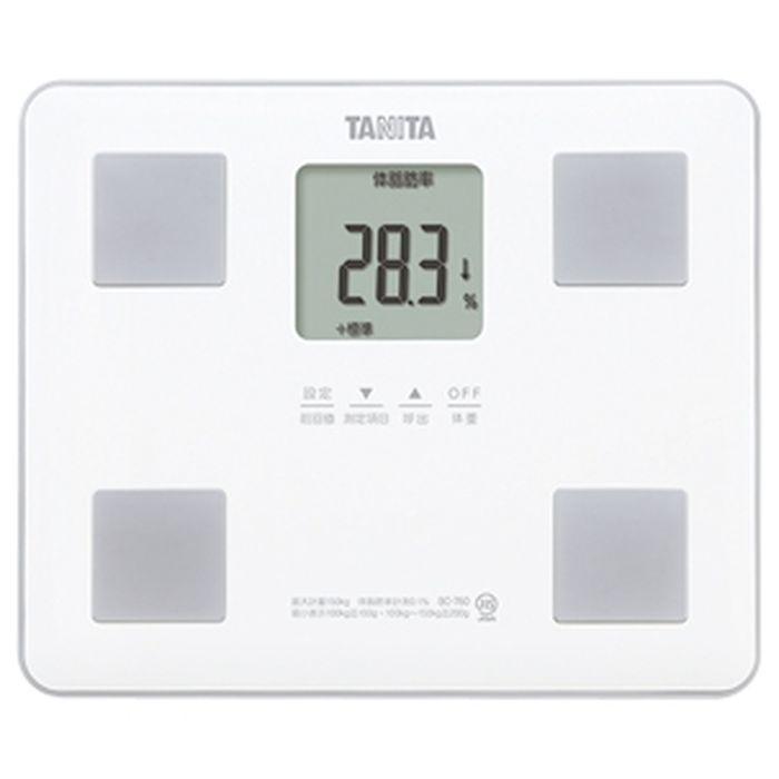 体組成計 ホワイト タニタ BC-760-WH