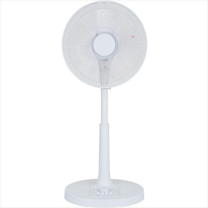 【あす楽】扇風機メカ式リビング扇風機リビングファン首振りタイマー5枚羽根風量3段階ホワイトおおたけGF-320T