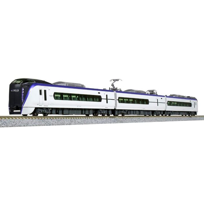 鉄道模型, 電車 N E353 3 KATO 10-1524