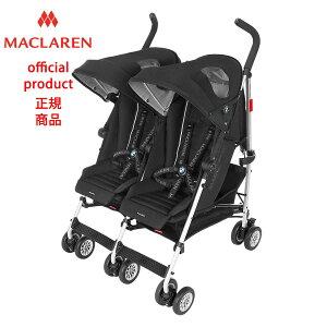 【正規販売店】【修理センター直営】マクラーレン BMWツイン Maclaren BMW Twin _ ブラックBlack ベビーカー バギー ストローラー