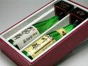 【楽ギフ_名入れ】名入れ枡 菊姫・天狗舞 山廃吟醸酒 720ml 2本セットの画像