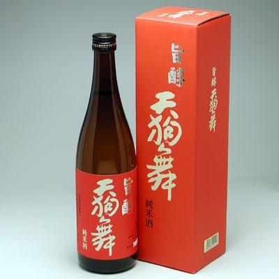 加賀の地酒 天狗舞 純米酒 旨醇 720ml