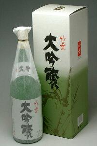奥能登・数馬酒造の幸級大吟醸酒奥能登の地酒 竹葉 大吟醸 1800ml