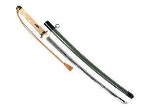 なんともマニアックな摸造刀軍刀です!模造刀(美術刀) 軍刀シリーズ 陸軍九五式軍刀 最末期型