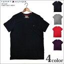 【TOMMY HILFIGER トミーフィルフィガー 】VネックTシャツ 09T3140 ブランド 人気 楽天 人気ブランド おすすめ トミー・ヒルフィガー