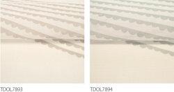 オーダーカーテンLottiLottyココモシルエットTDOL7893~TDOL7894ラポージュ加工2倍ヒダ幅151~225cm×丈201~260cm迄