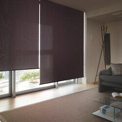 ロールスクリーンニチベイジャレツロールカーテン幅51~80cm×丈81~120cm