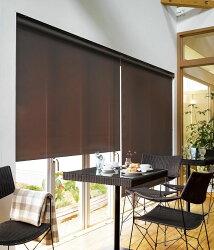 ロールスクリーンニチベイレフィロールカーテン幅161~200cm×丈201~250cm