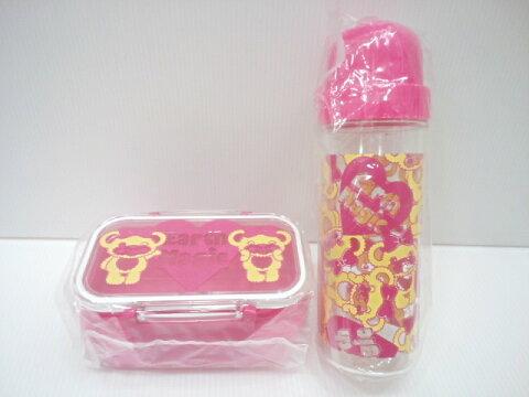 【単品での購入は不可となります】《非売品》新作ブランド関係なく10万円以上お買い上げプレゼント アースマジックEARTHMAGIC マフィー水筒&ランチボックス ノベルティ