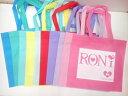 こにゃんこBRAND KID'Sで買える「【単品での購入は不可となります】《非売品》新作ブランド関係なく2万円以上お買い上げプレゼント ロニィ RONI RONIカラフルトートバッグ ノベルティ」の画像です。価格は1円になります。