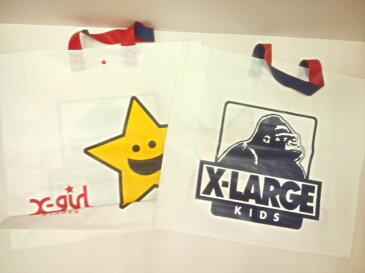 特大 500円 エクストララージ X-LARGE エックスガール X-GIRL 共通ギフトボックス プレゼント包装 ギフト包装【特大】