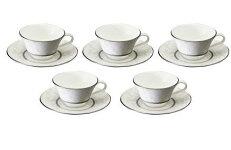 ナルミNARUMI【】洋食器コーヒーカップ&ソーサーセットティーカップ&ソーサーセット兼用碗皿ボーンチャイナコーヒー紅茶