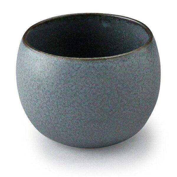 アイトー美濃焼日本製 翠(Sui)丸碗翠空色ねず288049 おしゃれマルチ碗マルチカップマルチボウル小鉢和洋兼用グレーねずみ色