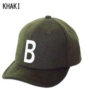WoolLogoCap(TESTIFY)帽子メンズレディースユニセックス秋冬ウールキャップロゴお揃いリンクコーデ