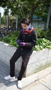 【5千円以上送料無料】カラーバランスが可愛い手袋-Wade(MUFR)メンズレディースユニセックス手袋ミトンギフトドット