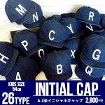 【5千円以上送料無料】KidsSimLogoCap(GRINBUDDY)帽子キッズ子供男の子女の子キャップ