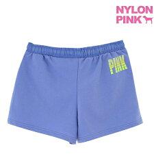 【ナイロンピンクショートパンツ】韓国ファッションブランドナイロンピンクショートパンツレディース|ショーパン【あす楽対応】