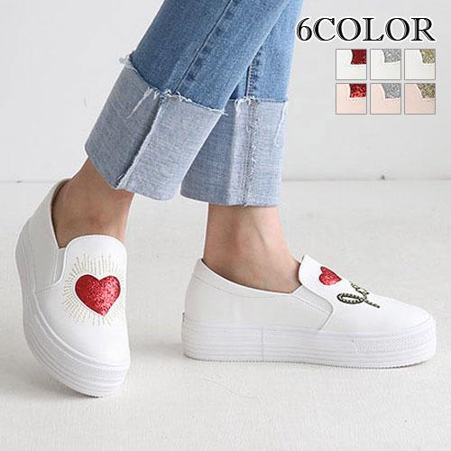 レディース靴, スリッポン 56 22.5cm VOCE