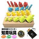 【月間優良ショップ受賞】知育玩具 子供 パズル 木製 暇つぶ