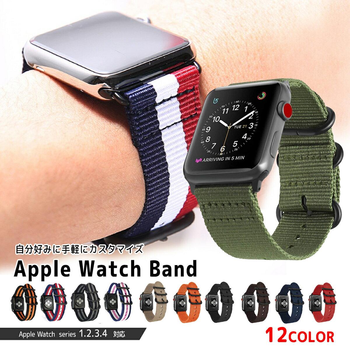 腕時計用アクセサリー, 腕時計用ベルト・バンド P10 applewatch Nato apple watch series4 40mm 44mm 38mm 42mm Series 1 2 3 4 5