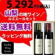 【送料無料】【ラッピング無料】【母の日/父の日】ルミエール イストワール赤・白ワインセット H-44【ワインセット/ワインギフト/ワイン/日本ワイン】